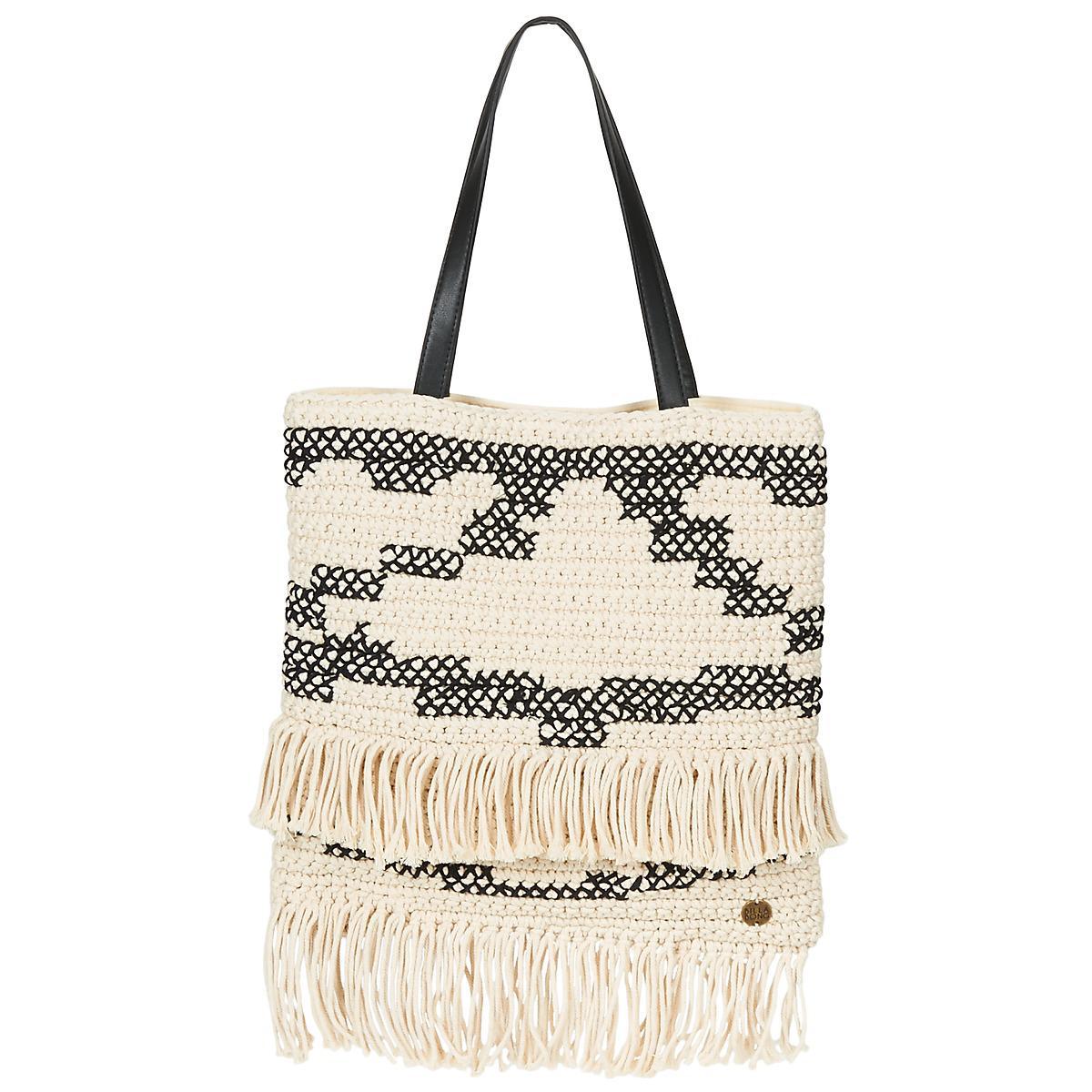 2ec75e575941 Billabong Beach Comber Women s Shoulder Bag In White in White for ...