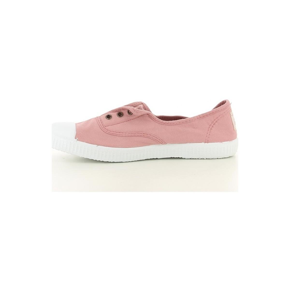 106623 rosa Chaussures Victoria en coloris Rose