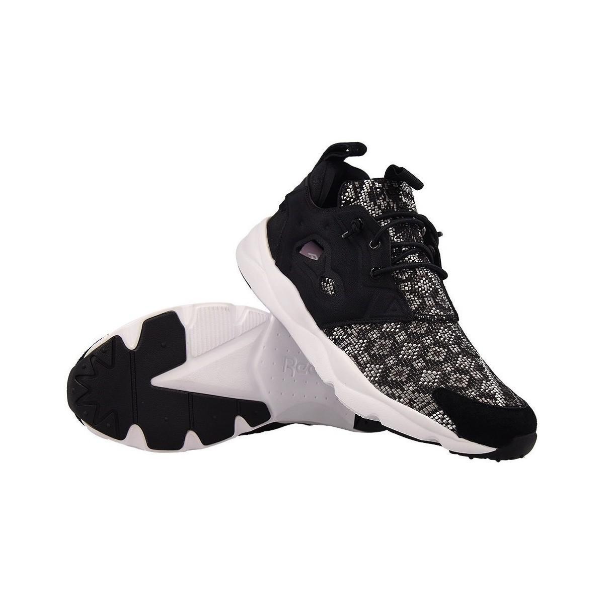 73cdfbd4766123 Reebok Furylite Gt Women s Shoes (trainers) In Grey in Gray - Lyst