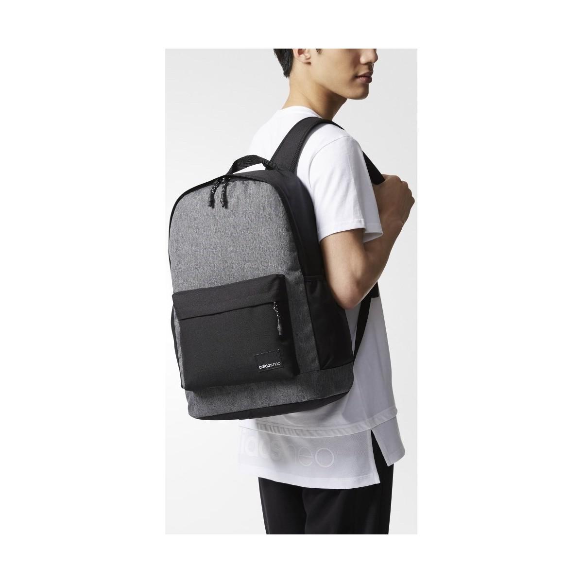 adidas Bp Daily Xl Men's Backpack In Grey in Grey for Men