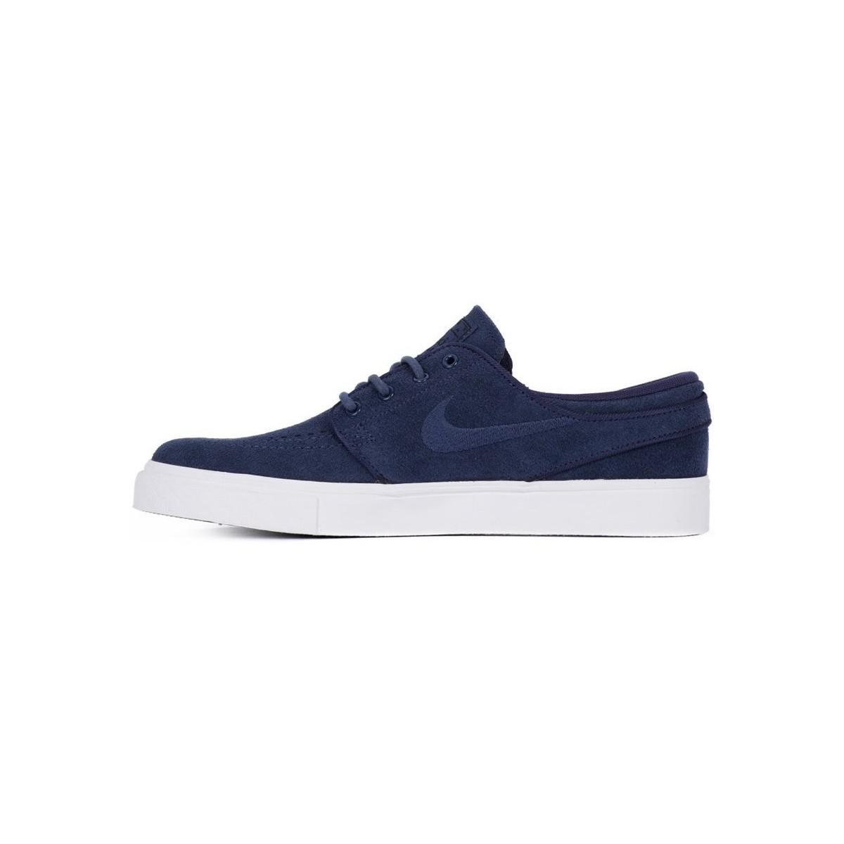 Nike Stefan Janoski Gs Women's Shoes (trainers) In Multicolour in Blue