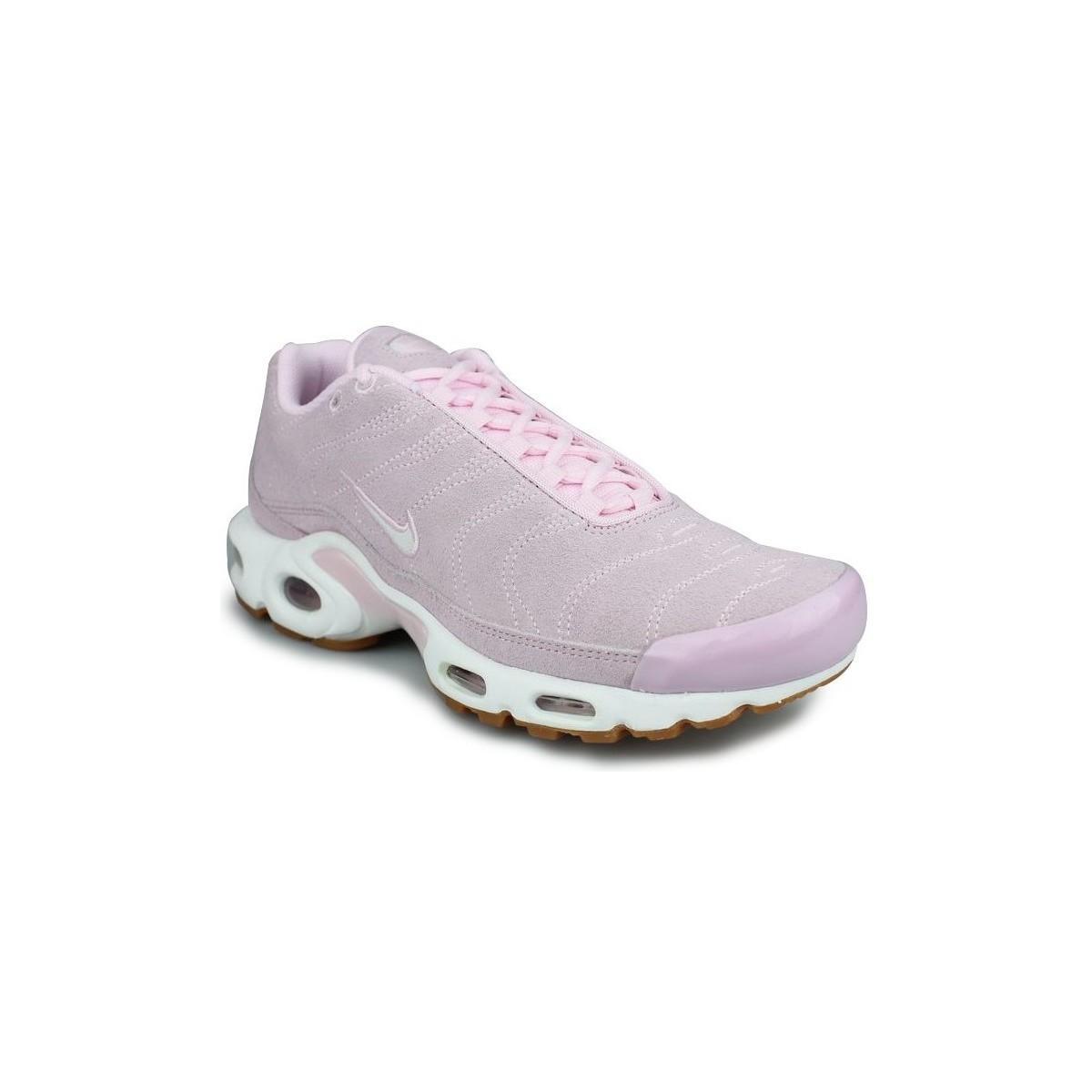 WMNS Air Max Plus Premium Tn Rose Chaussures Nike en coloris Rose ...