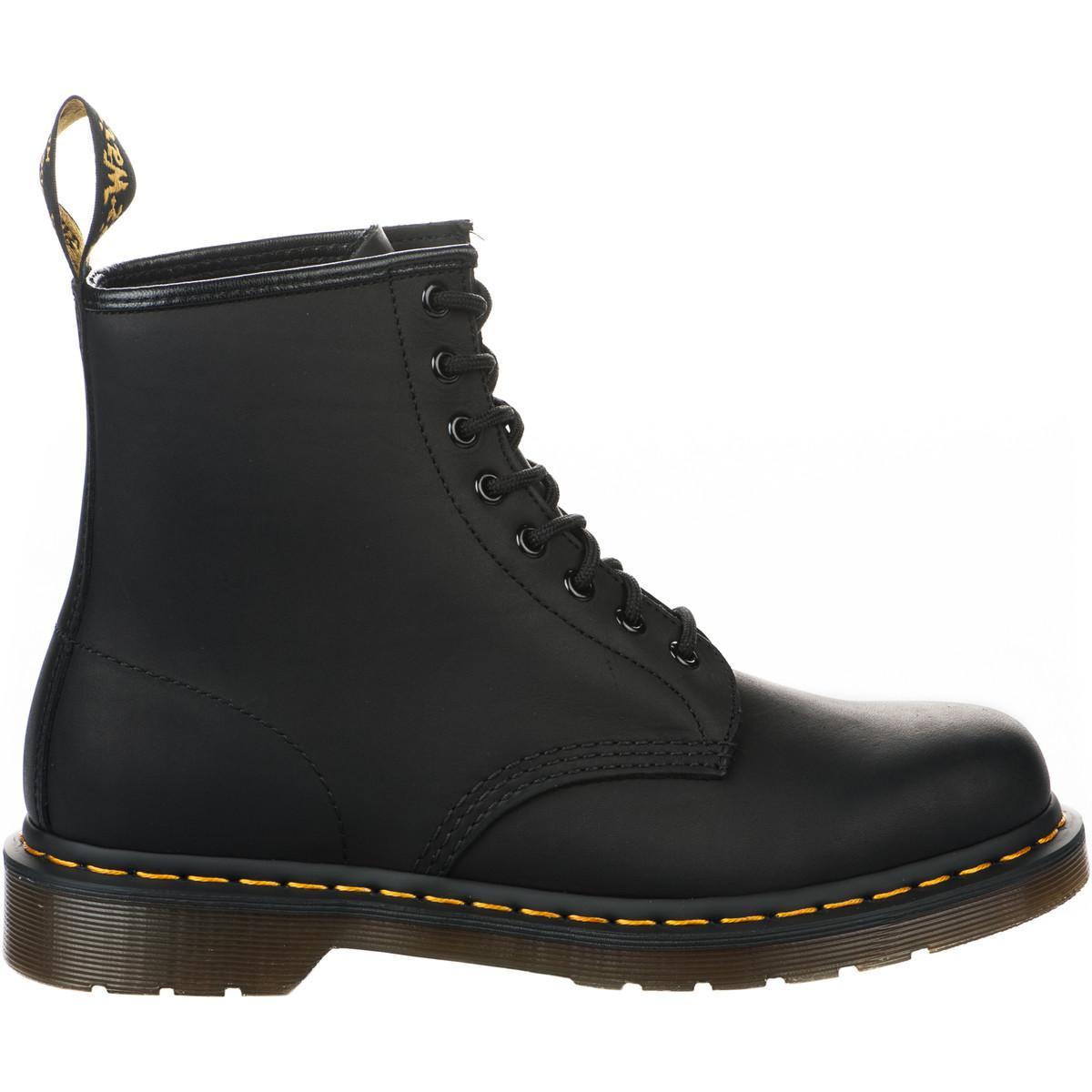 Boots 40 Pour Bottines Noir Hommes DrMartens Homme En PwkNnZOX80
