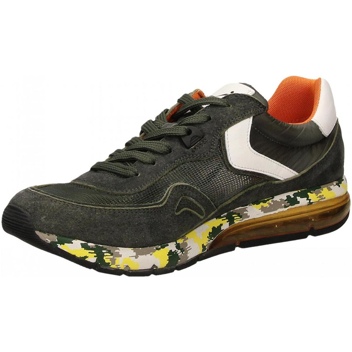 Voile Blanche Lage Sneakers Endavour Mesh voor heren