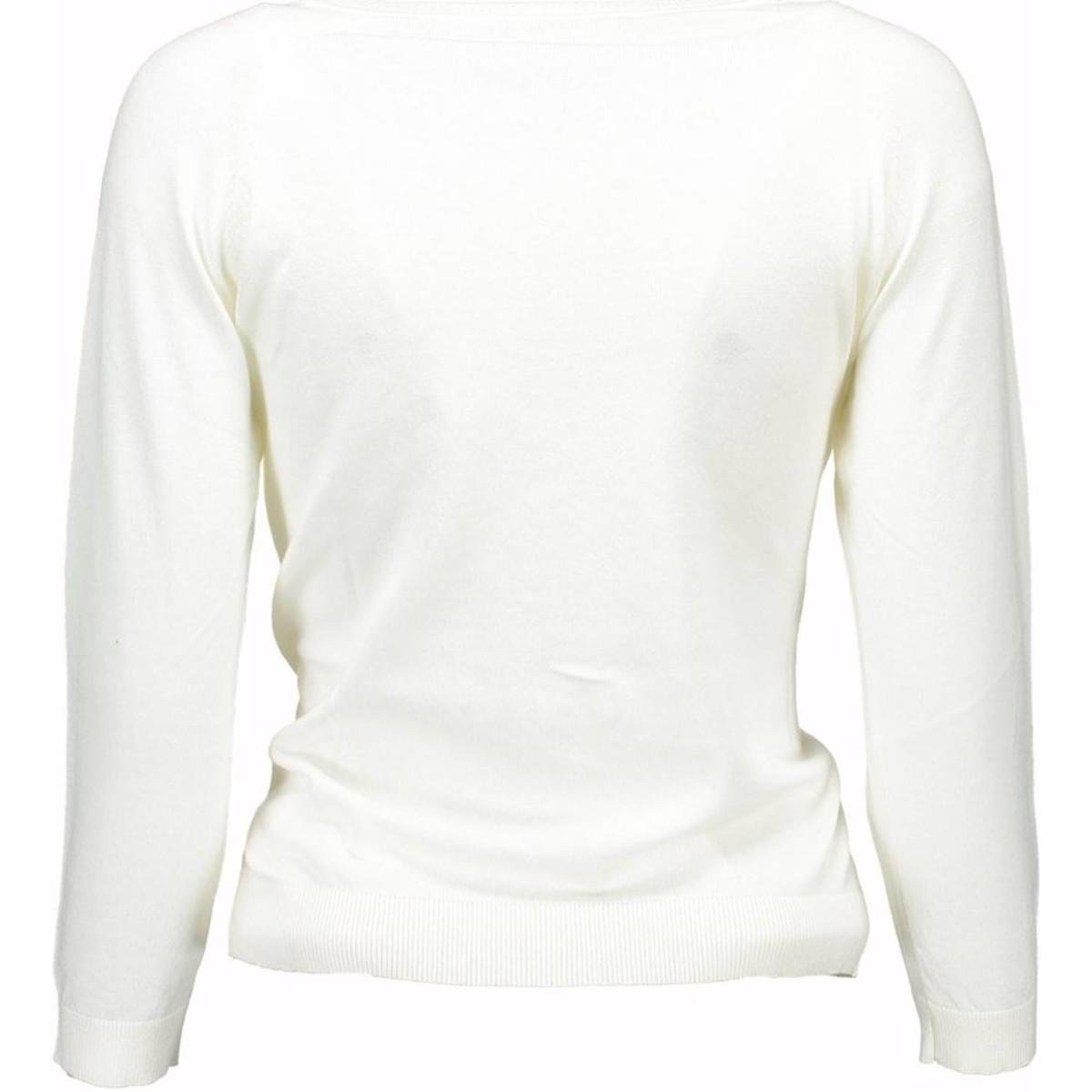 1501.488445 Pull GANT en coloris Blanc