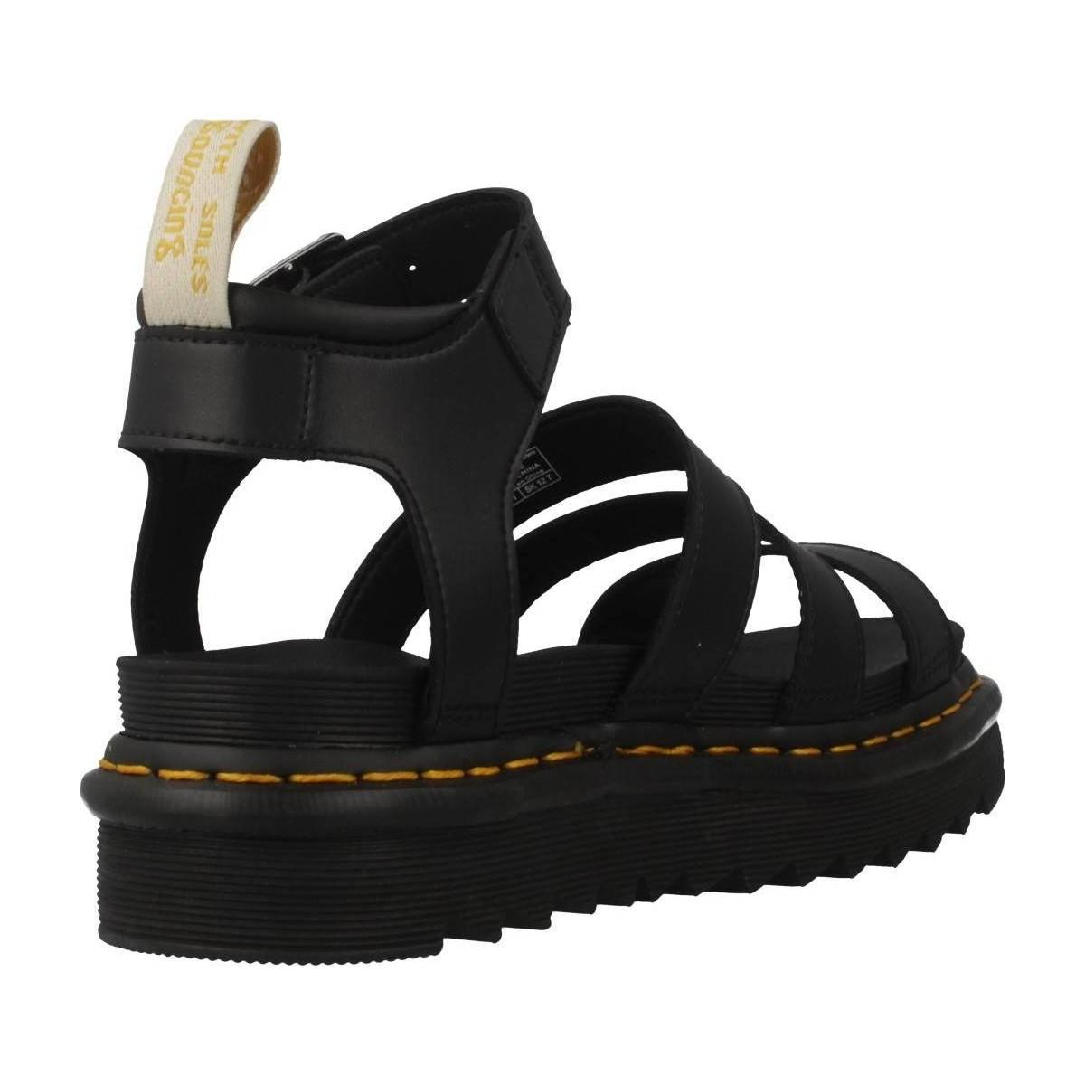 23806001 Women's Sandals In Black