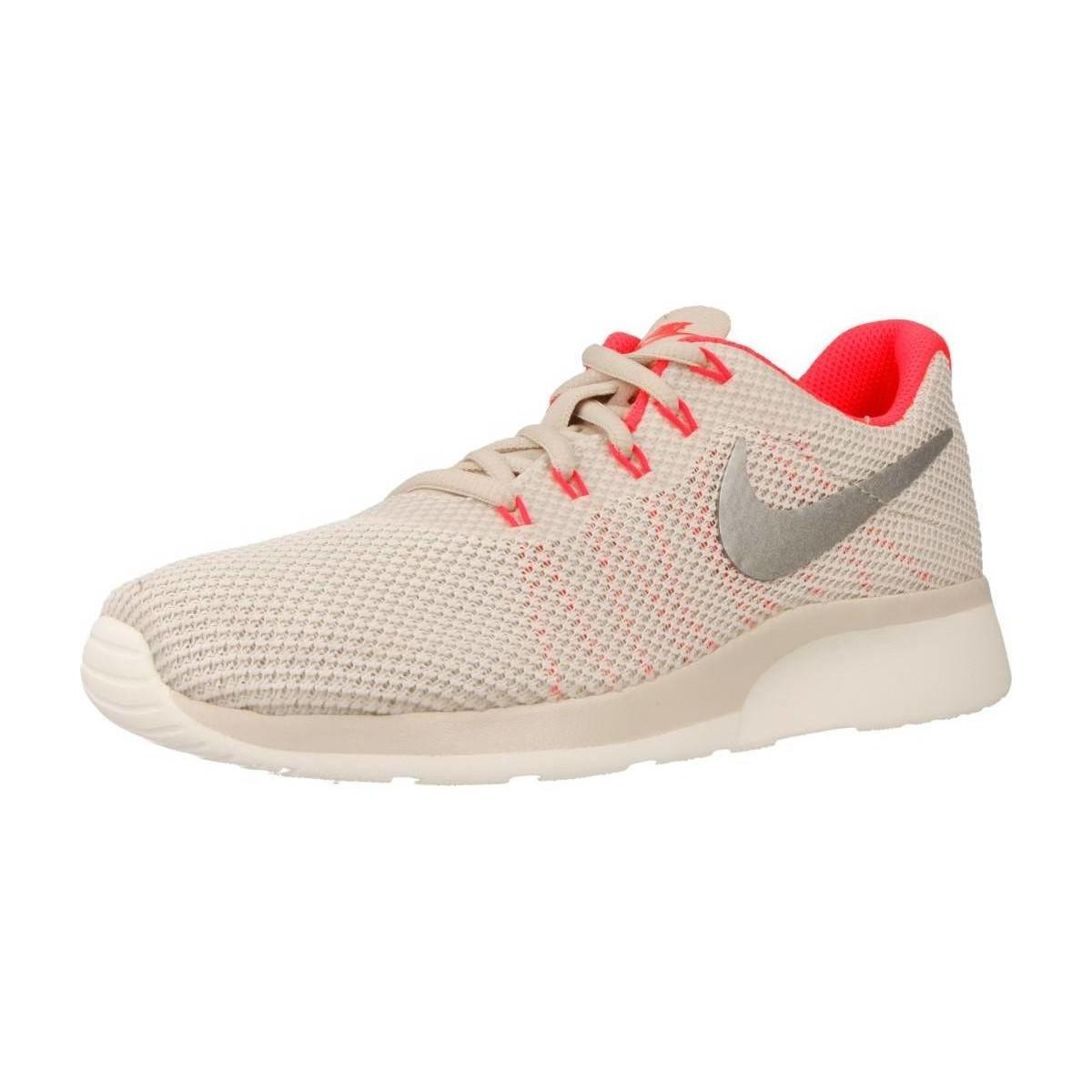 04c71f02cb9 Nike Tanjun Racer Women s Shoes (trainers) In Pink in Pink - Lyst