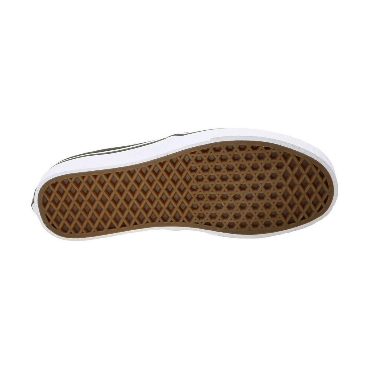Vans Camden Deluxe Men's Skate Shoes (trainers) In Grey in Grey for Men