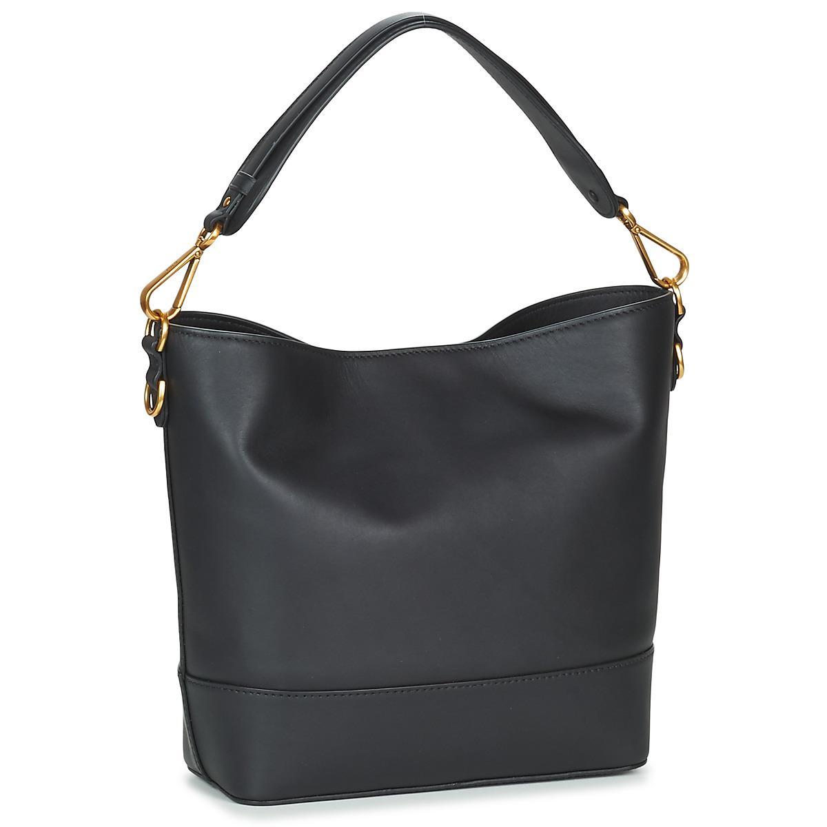 88c2c49f98 Polo Ralph Lauren - Sullivan Women s Shoulder Bag In Black for Men - Lyst.  View fullscreen