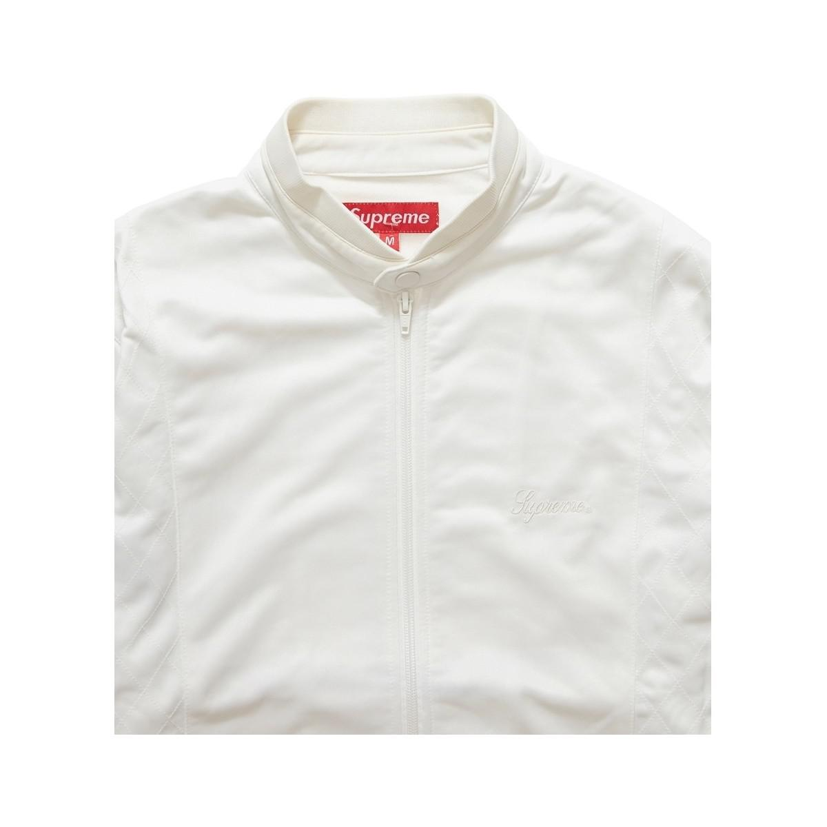 Supreme 2006 Quilted Track Jacket White (nike Sb Blazer) Men's Jacket In White for Men