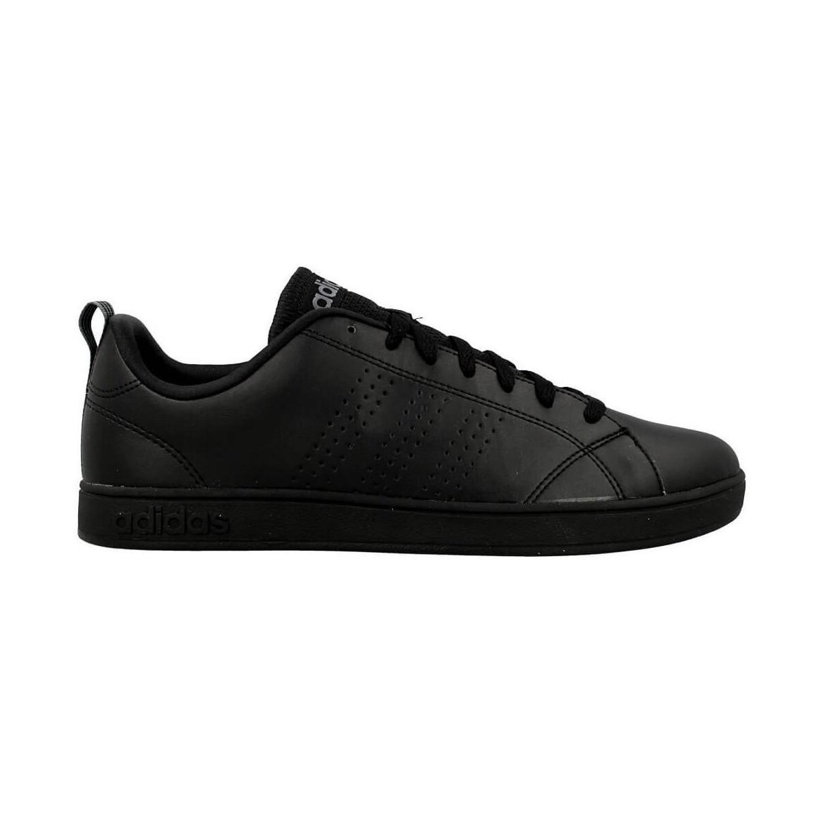 adidas Advantage Clean Vs Men's Shoes (trainers) In Black for Men - Save 12%