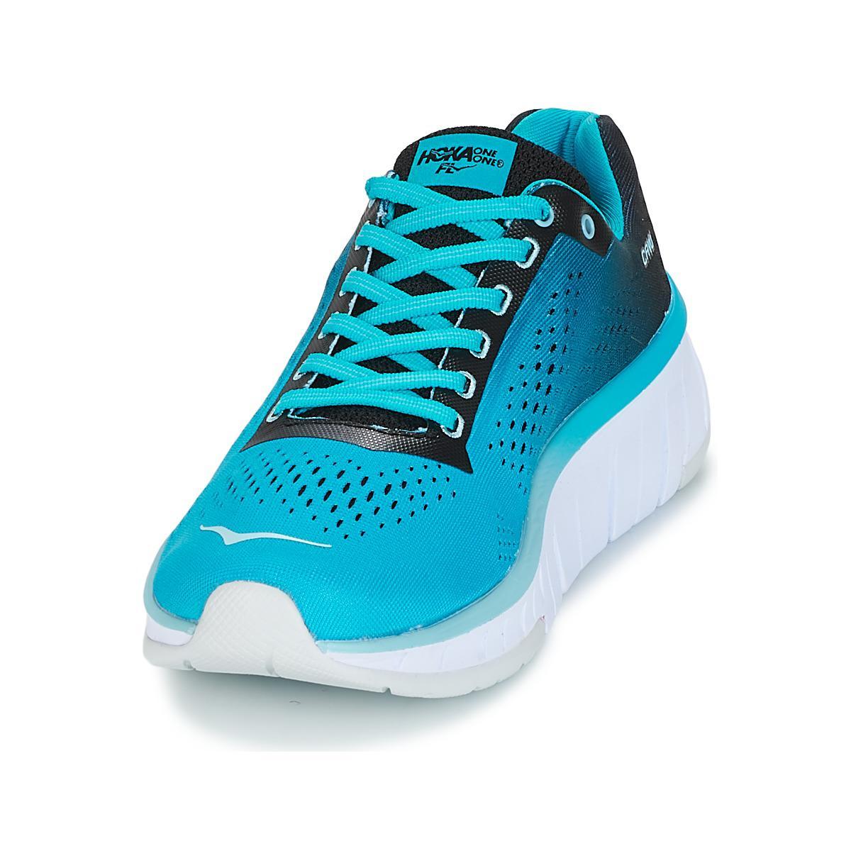 Hoka One One Cavu Women's Running Trainers In Blue