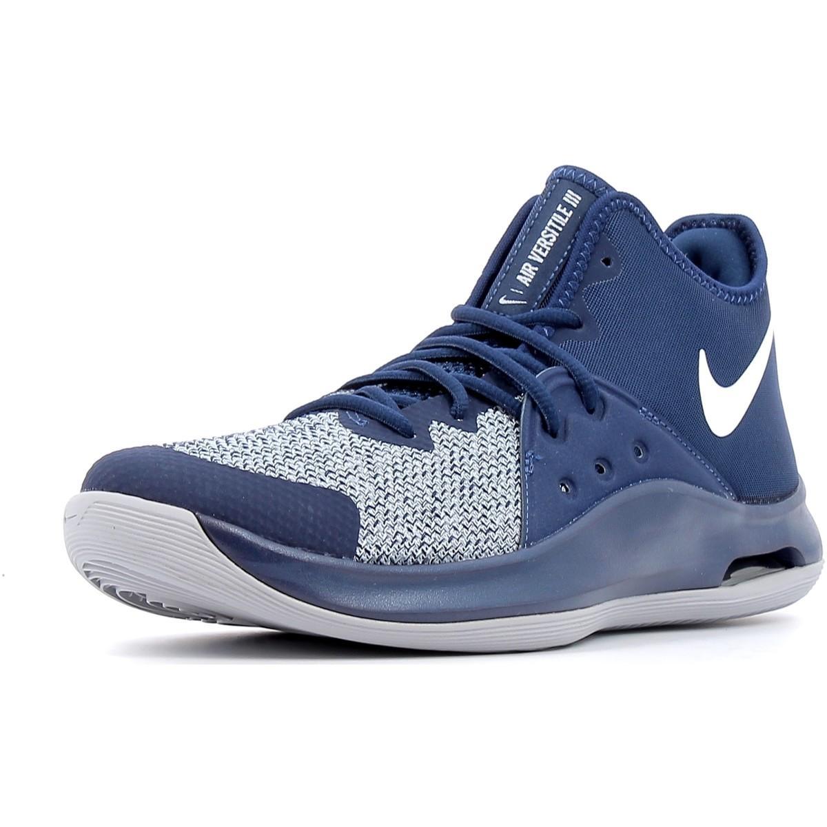 Nike Air Versitile III, Sneakers Basses Mixte Adulte