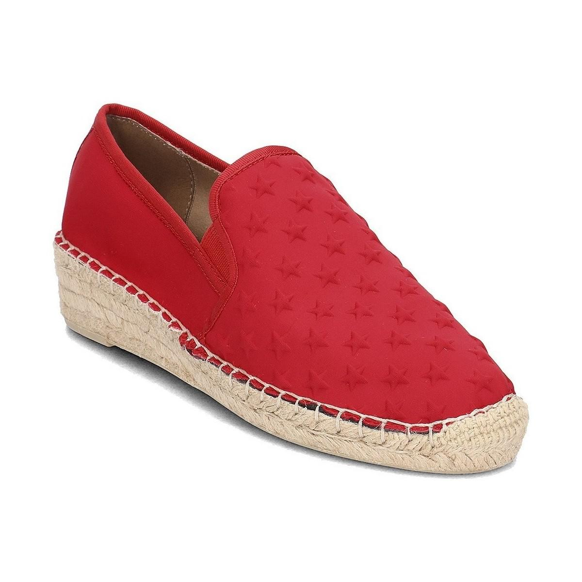 5592c5a9f1310 Tommy Hilfiger Fw0fw02263 Women s Espadrilles   Casual Shoes In Red ...