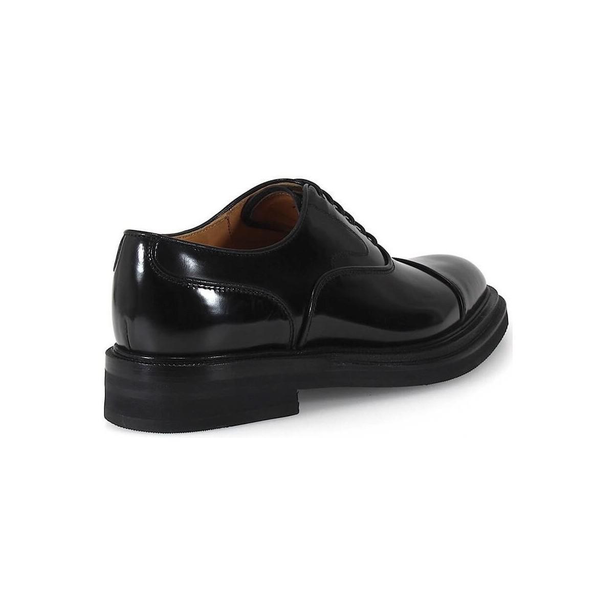 Chaussures À Lacets Pam Noir Church's en coloris Noir