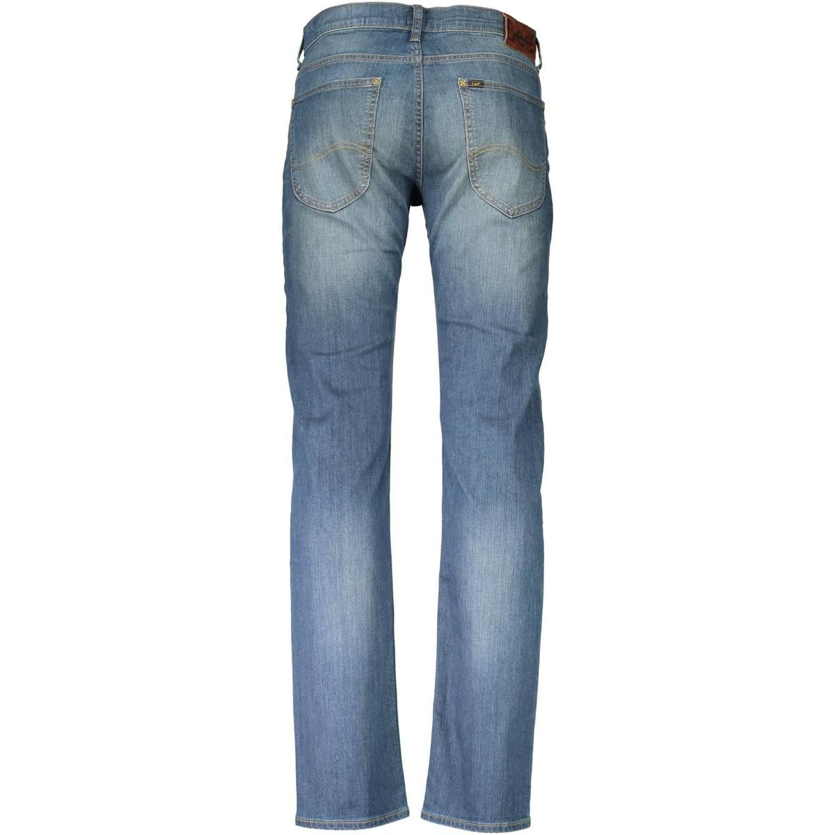 Guess Denim Straight Jeans 61g400-7769z in het Wit voor heren