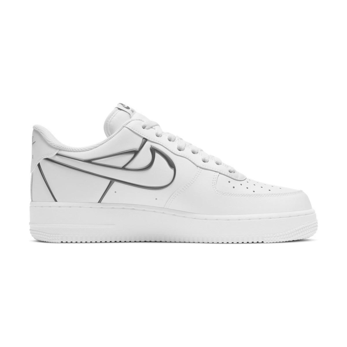 Air Force 1 Chaussures Nike pour homme en coloris Blanc - Lyst