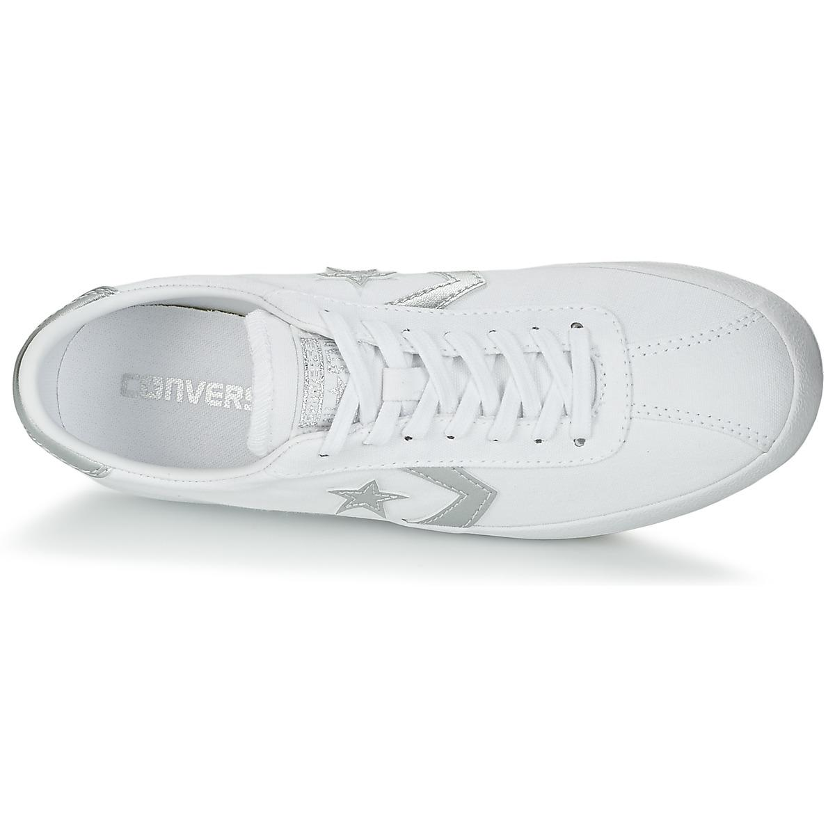 Converse Breakpoint Ox Women's Shoes (trainers) In White - Save 37%