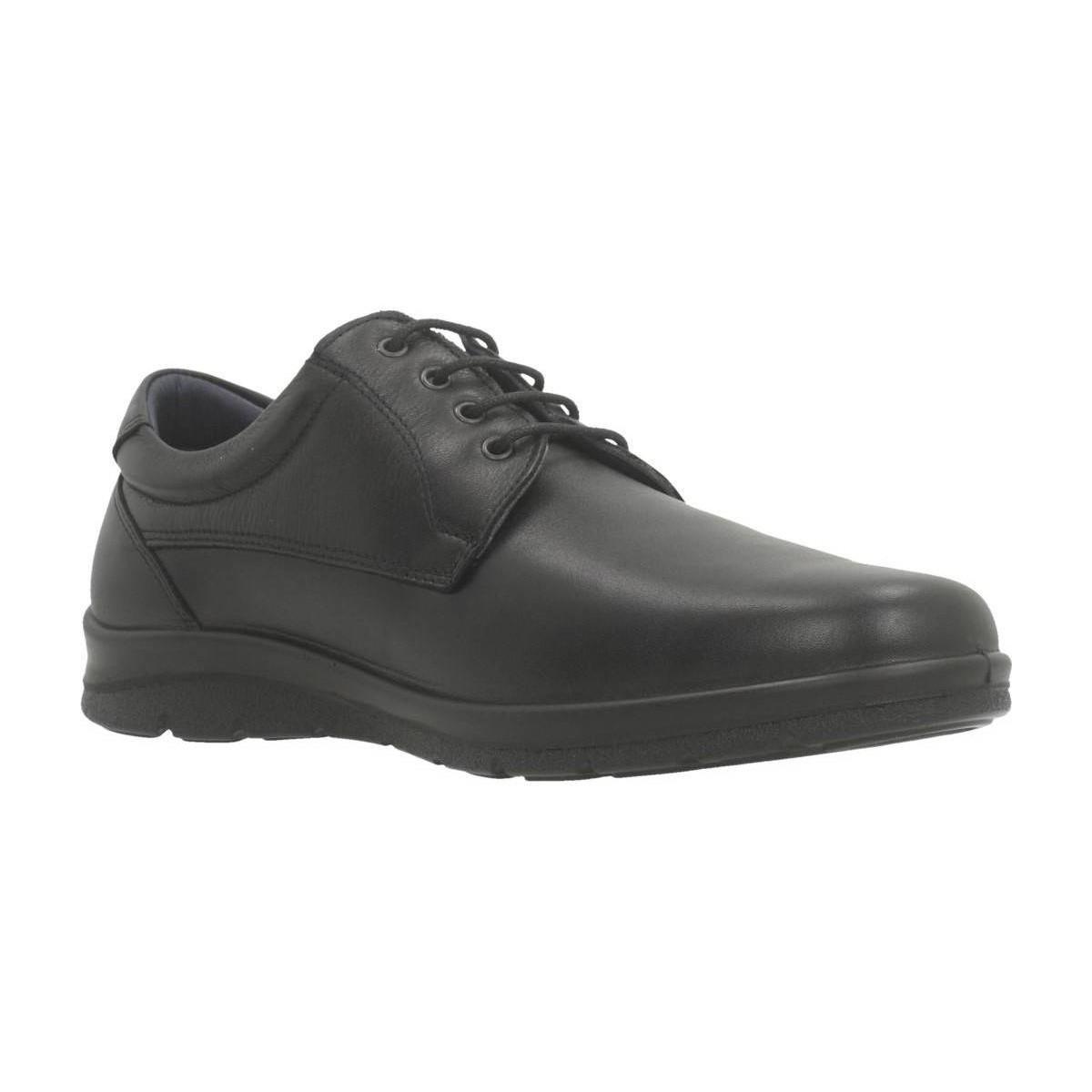 Pitillos Nette Schoenen 4100 in het Zwart voor heren