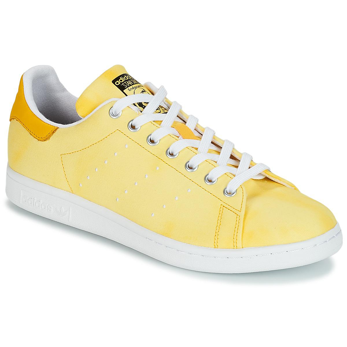 0ff1a7016 Adidas Stan Smith Pw Hu Holi Men s Shoes (trainers) In White in ...
