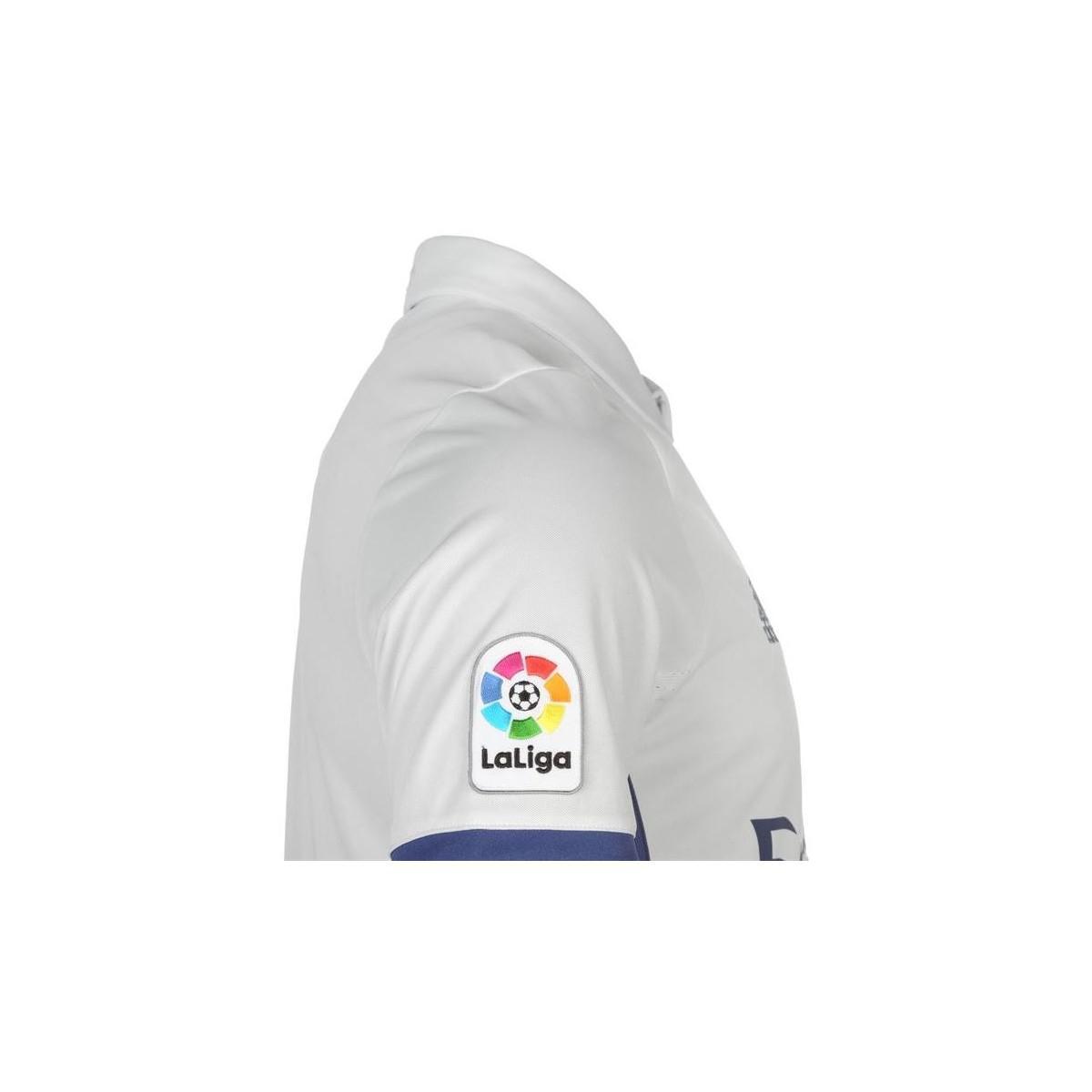 adidas 2016-17 Real Madrid Home Shirt (raul 7) Men's T Shirt In White for Men
