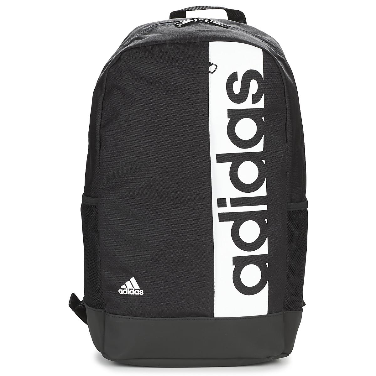 adidas Lin Per Bp Men s Backpack In Black in Black for Men - Lyst 8d81b5c44d450