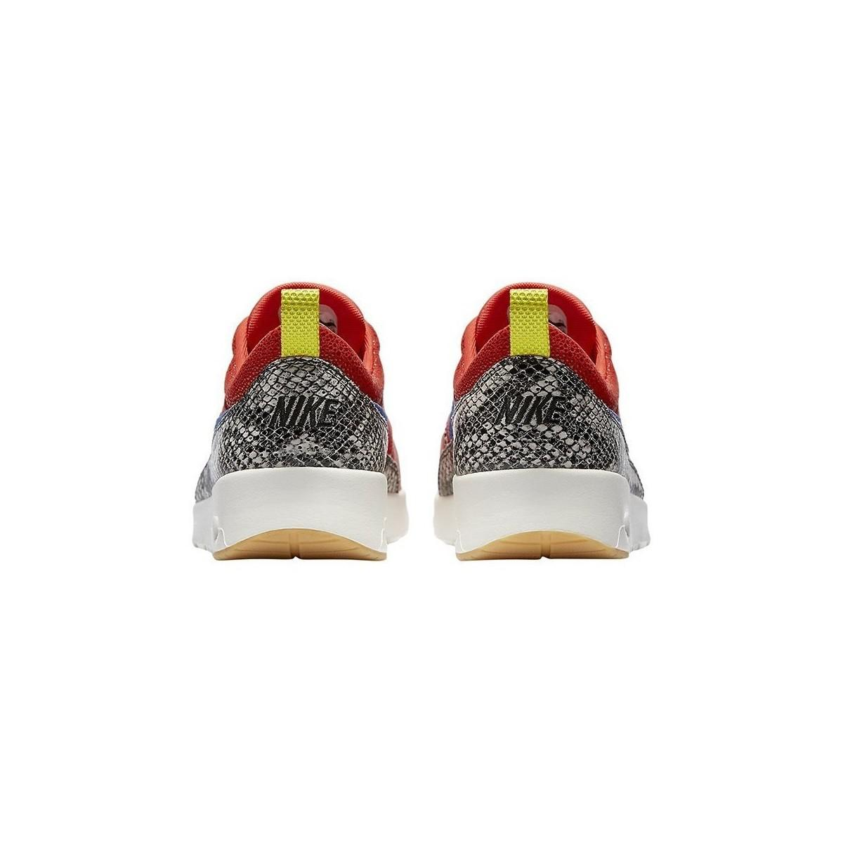 Nike Wmns Air Max Thea Lx Women's Shoes (trainers) In Red