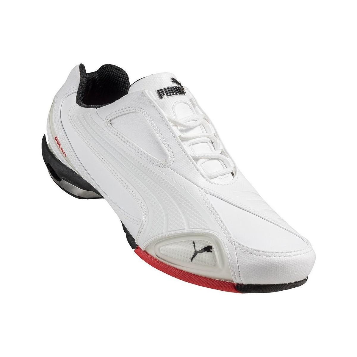 7ea6ac2a4034 PUMA Testastretta Ii Ducati Nm Men s Shoes (trainers) In White in ...