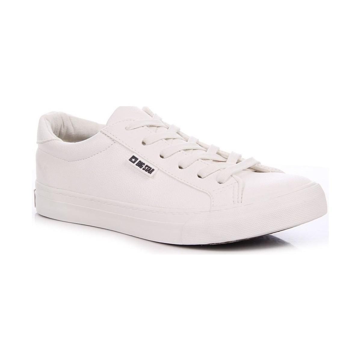 Tenis Big Star - Y274128 White 9LLoOx
