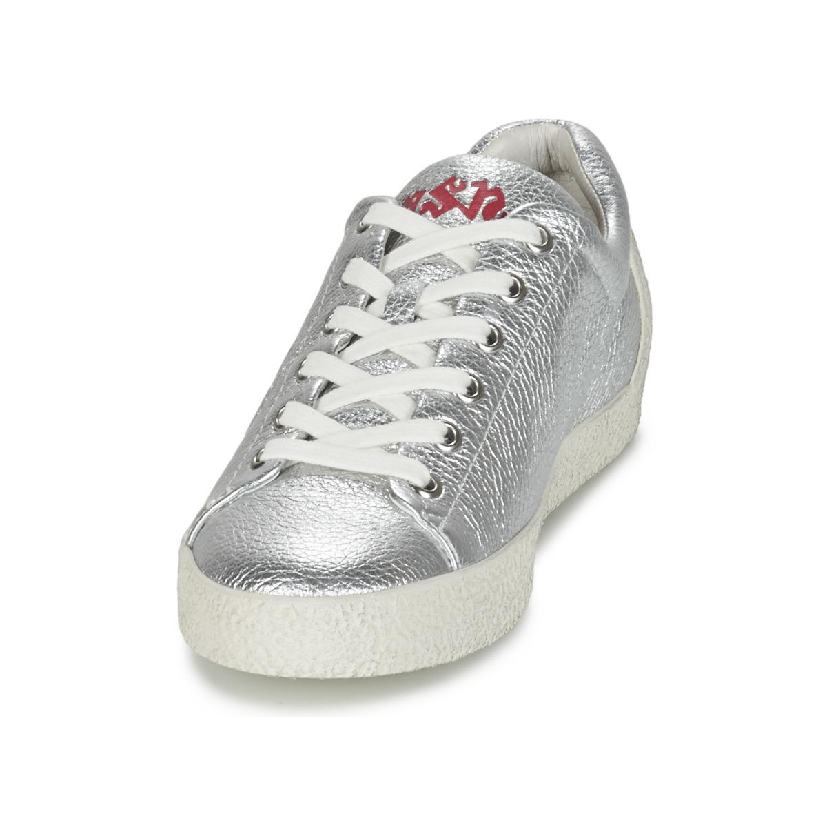 Ash Nicky Shoes (trainers) in Silver (Metallic) - Save 13%