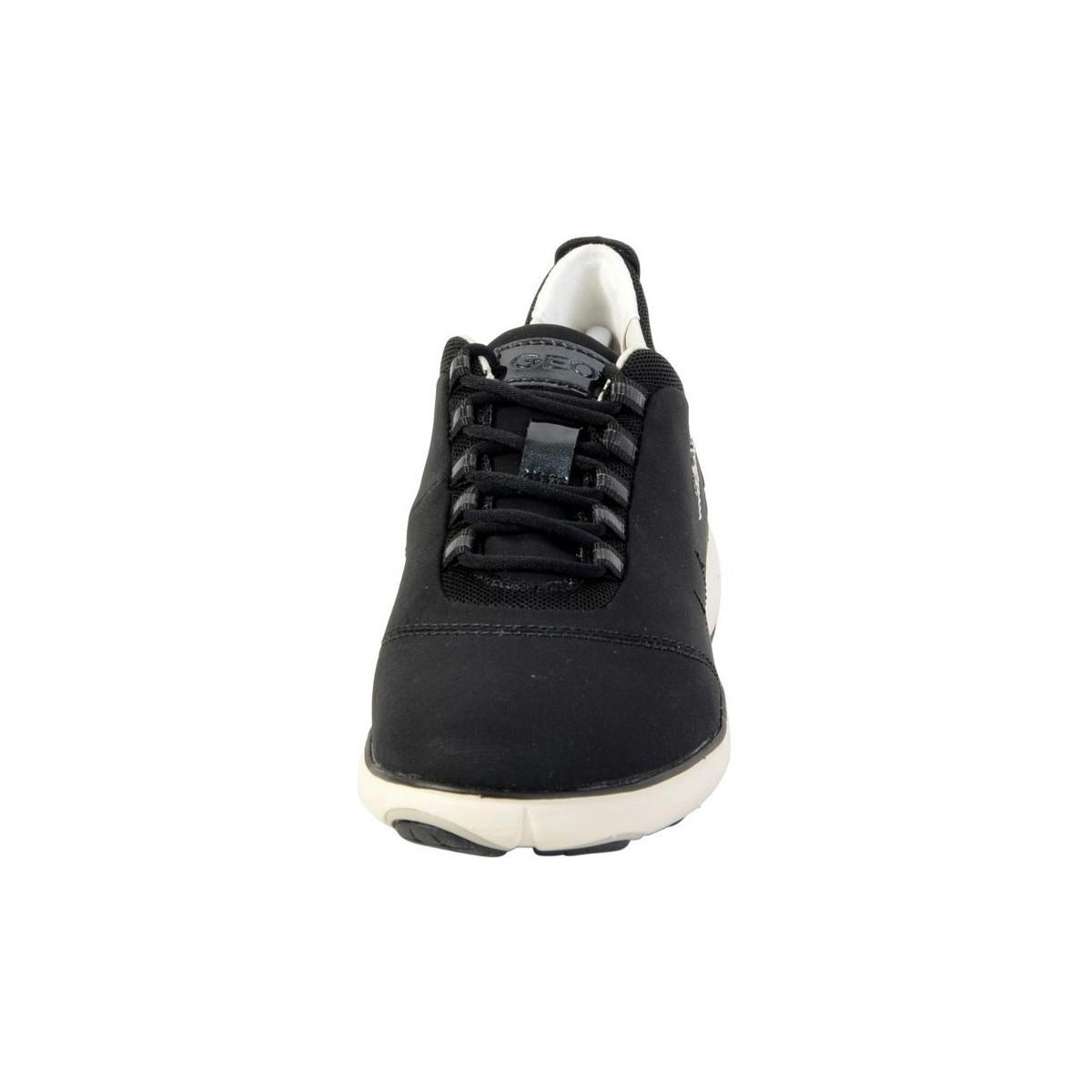 Geox Sneakers Nebula Black D621ea 00011 C9999 Men's Shoes (trainers) In Black for Men
