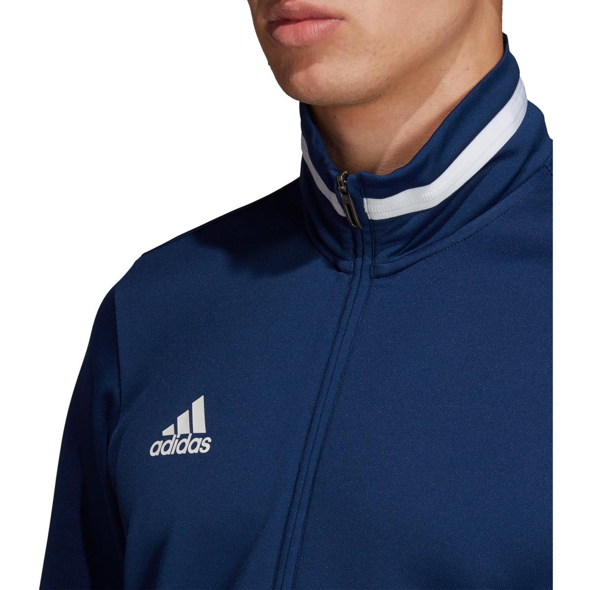adidas Vest Team19 Track Jacket in het Blauw voor heren