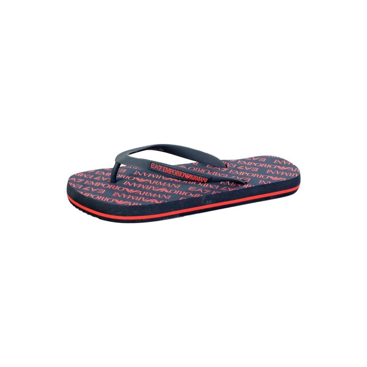 d82f8152b Ea7 Flip Flops 905010 Cc295 02836 Men s Flip Flops   Sandals (shoes ...