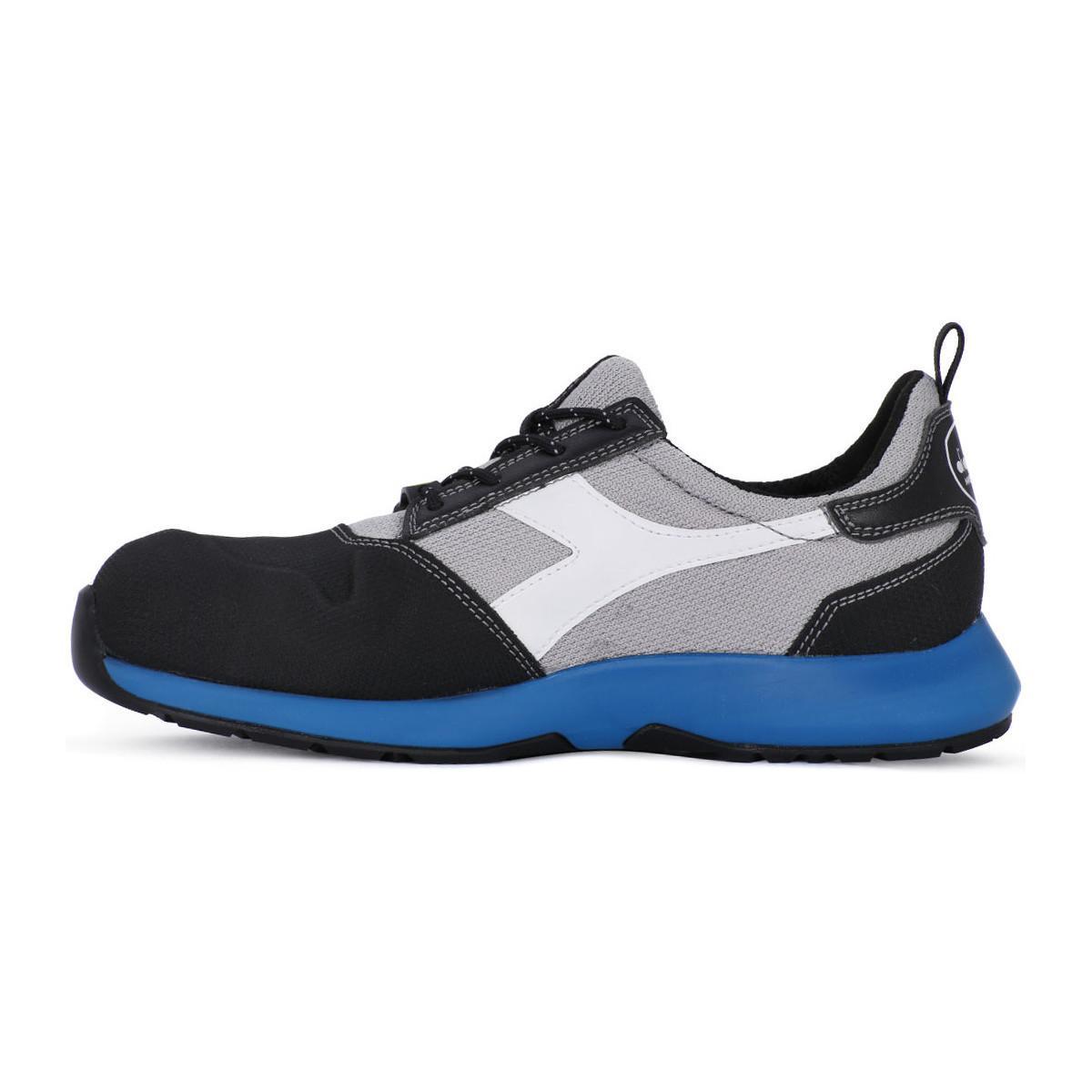Diadora Lage Sneakers Utility D Lift Low Pro in het Zwart voor heren
