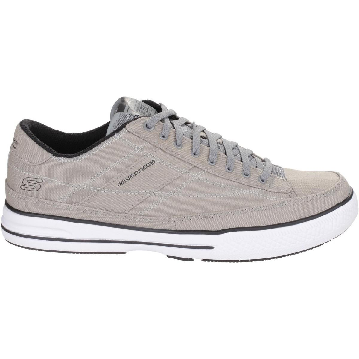 Skechers Arcade Chat Mf Men's Shoes (trainers) In Grey in Grey for Men