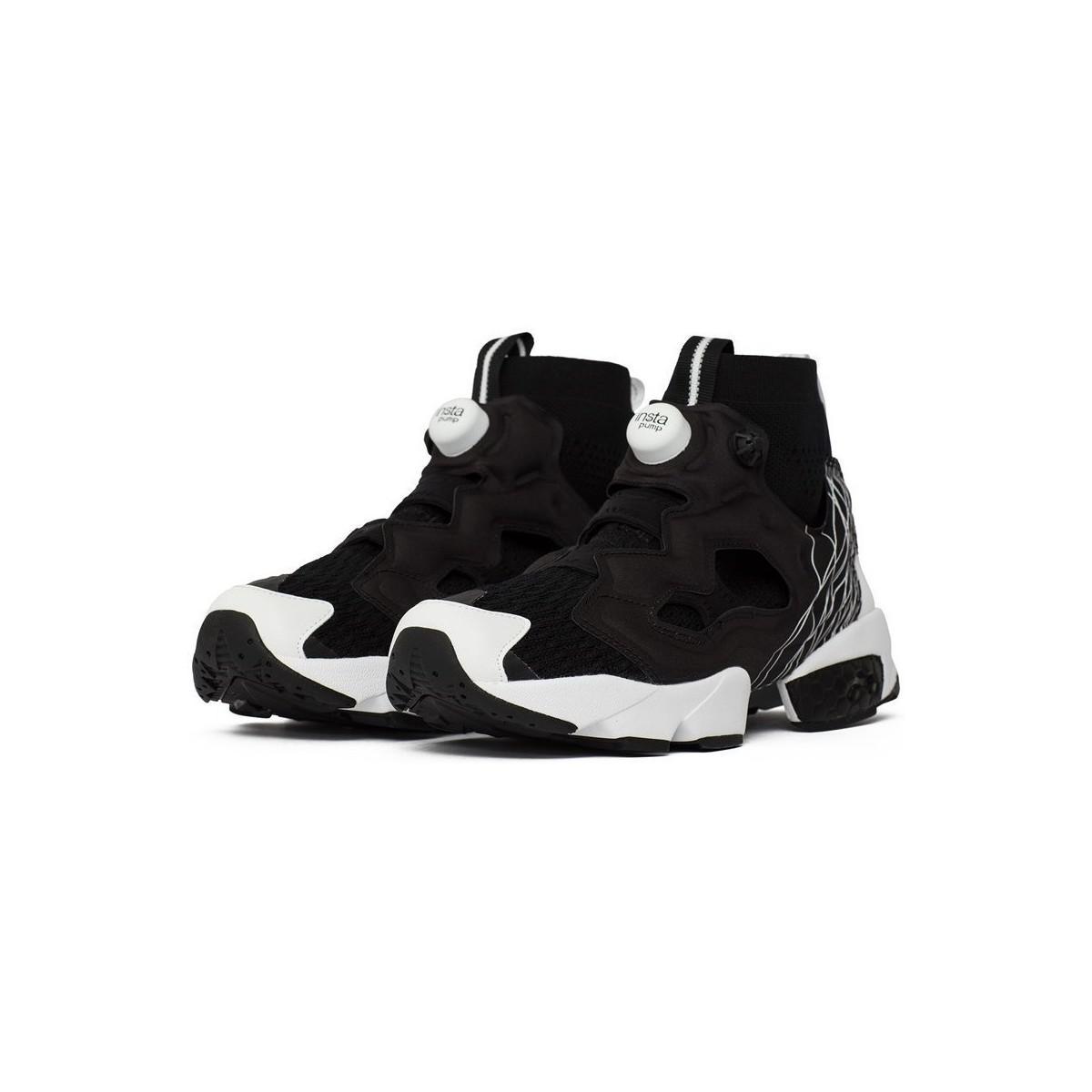 Reebok Instapump Fury Og Ultraknit Men's Shoes (high-top Trainers) In Black for Men