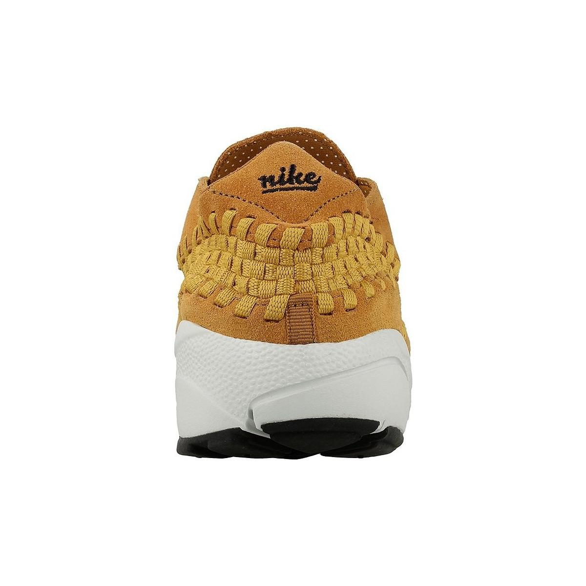 Nike Air Footscape Woven Nm Men's Shoes (trainers) In Beige in Natural for Men