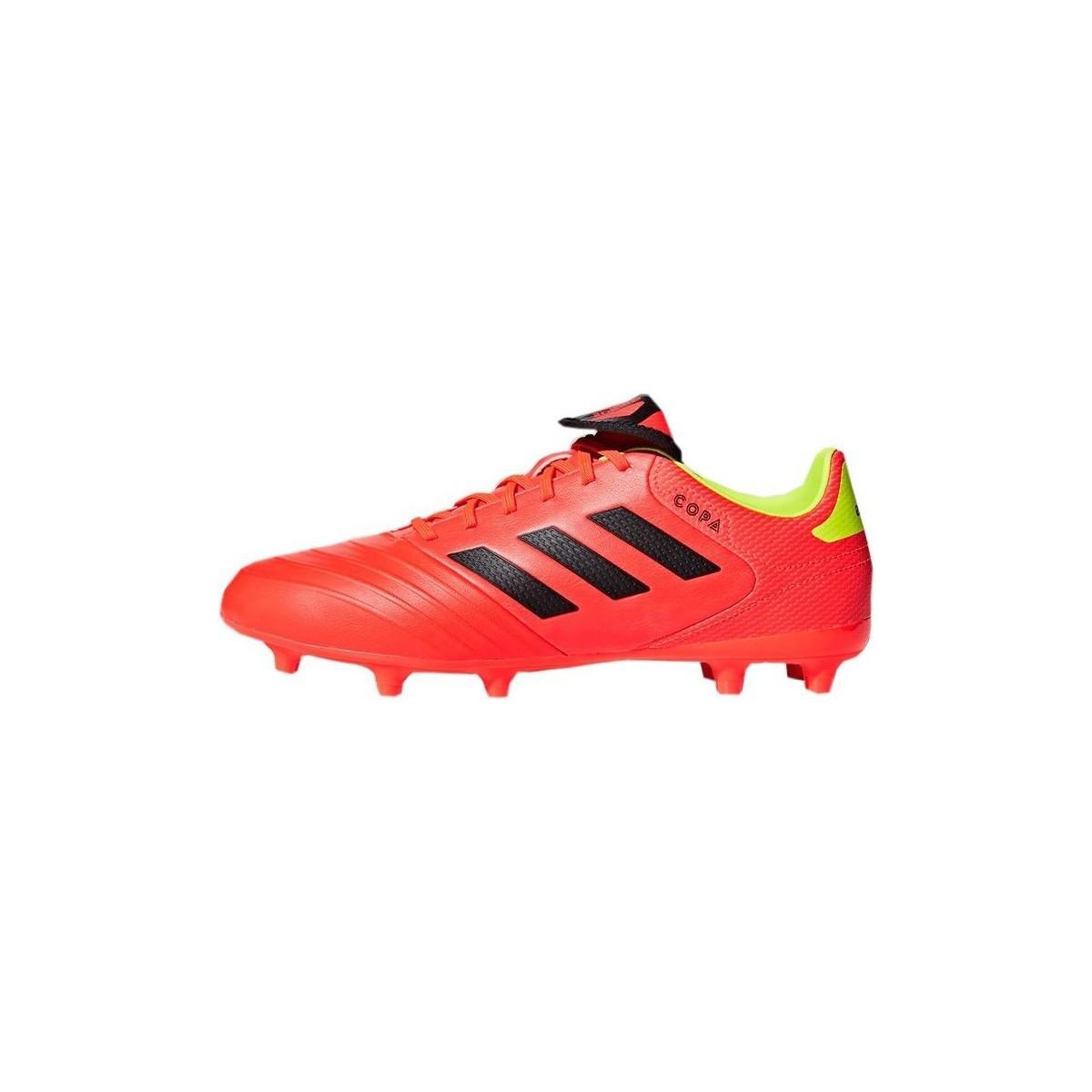 quality design 8123c 9d75d adidas Copa 183 Fg Mens Football Boots In Orange in Orange f