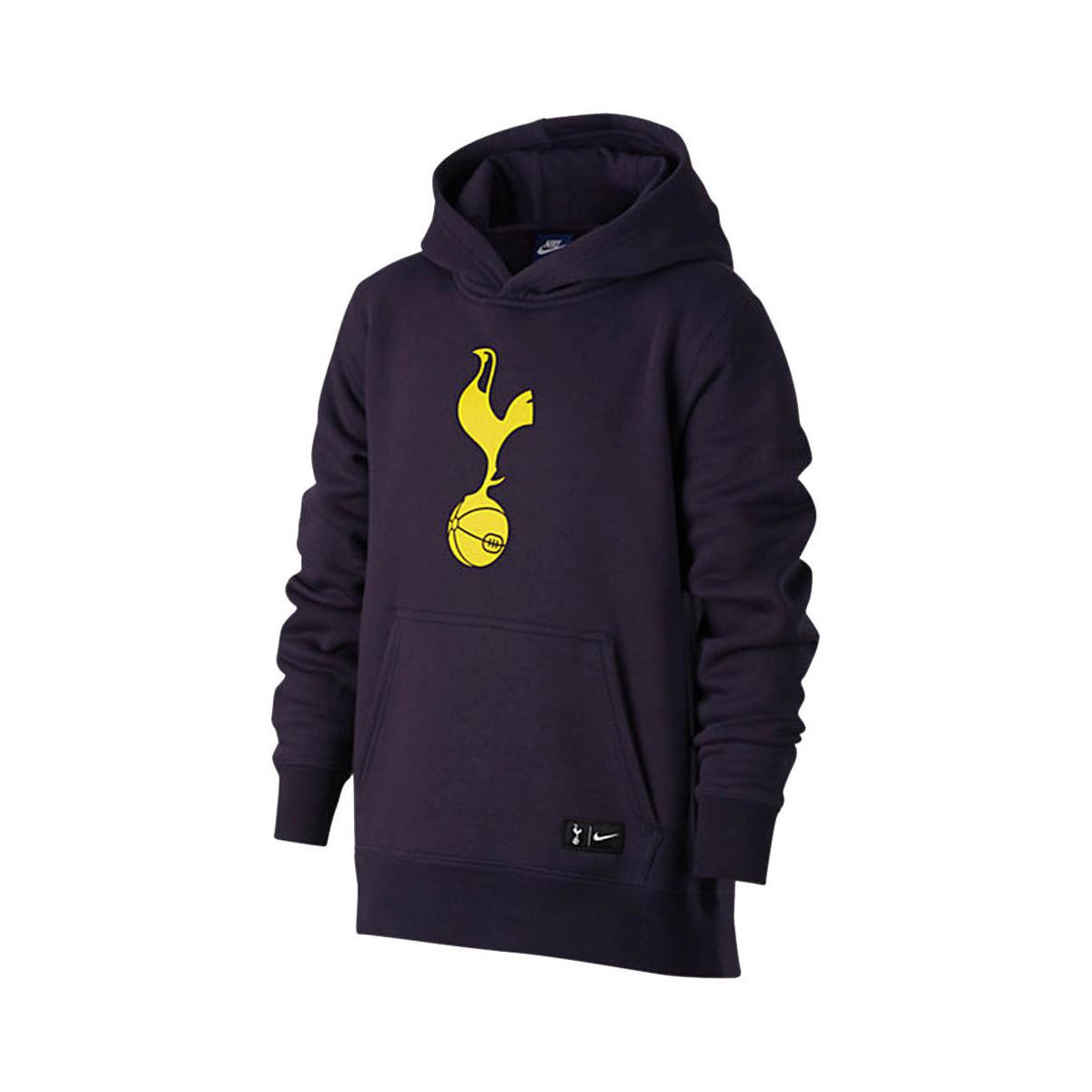 Nike 2017-2018 Tottenham Core Hooded Top - Kids Women s Sweatshirt ... 7f6b2e8143
