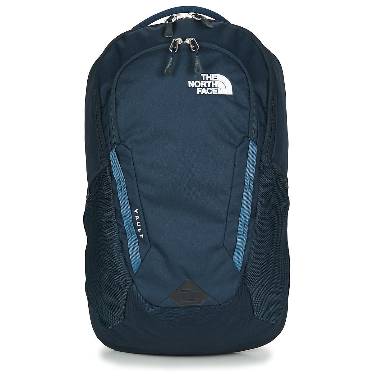 The North Face Vault Men's Backpack In Blue in Blue for Men