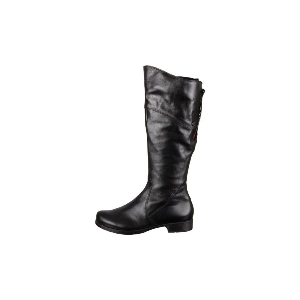 Think! Denk Women's High Boots In Black