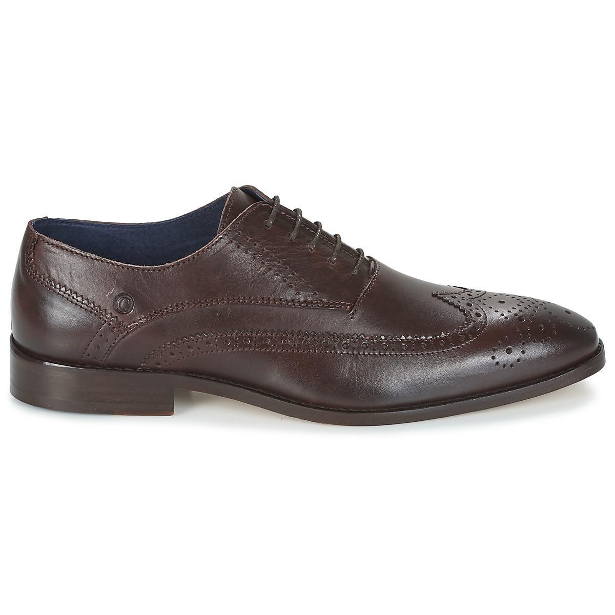 Carlington Leather Gasti Men's Smart / Formal Shoes In Brown for Men