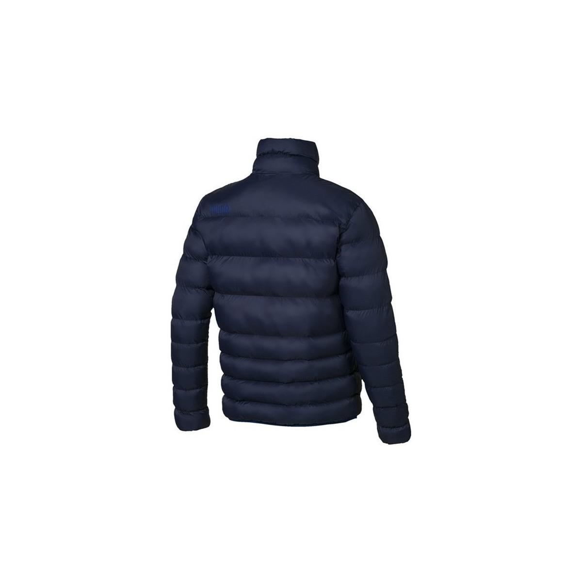 ec5225ece315 PUMA Warmcell Ultralight Ad Men s Jacket In Multicolour in Blue for ...