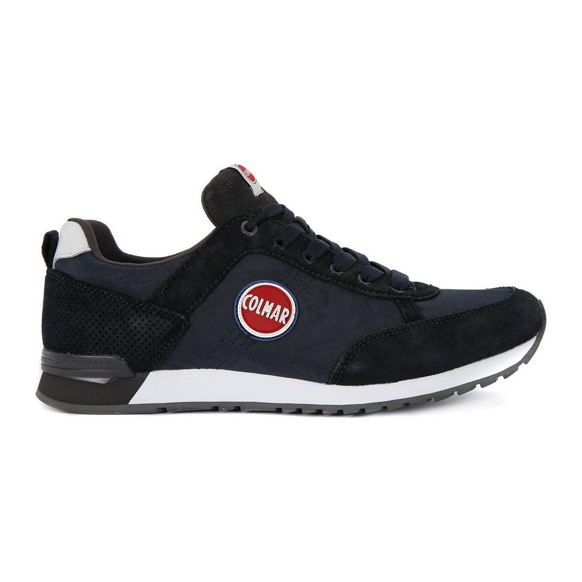 Colmar Travis Colors 145 Men's Shoes (trainers) In Blue for Men