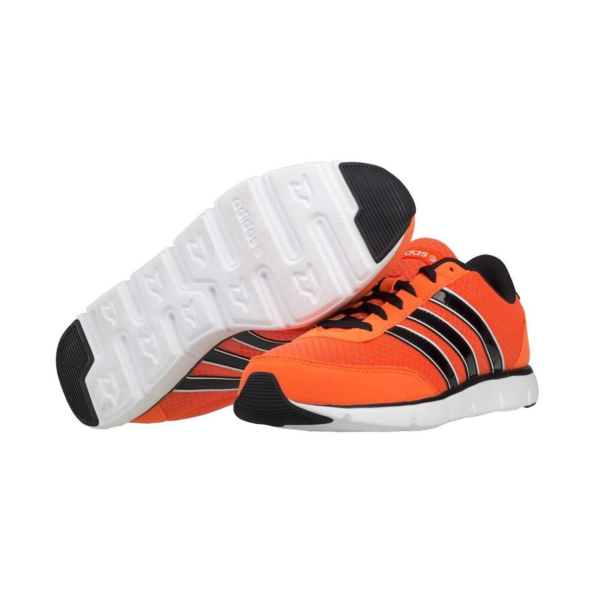 adidas Neo Ultra Racer Men's Shoes (trainers) In White for Men