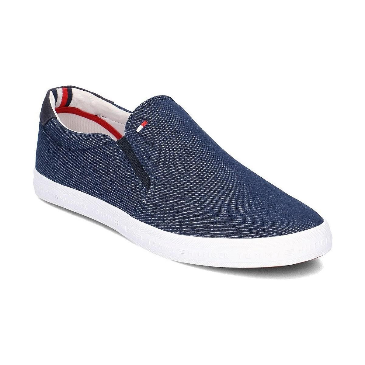 76b3a36ab69 Tommy Hilfiger Howell 2f Men s Slip-ons (shoes) In Multicolour in ...