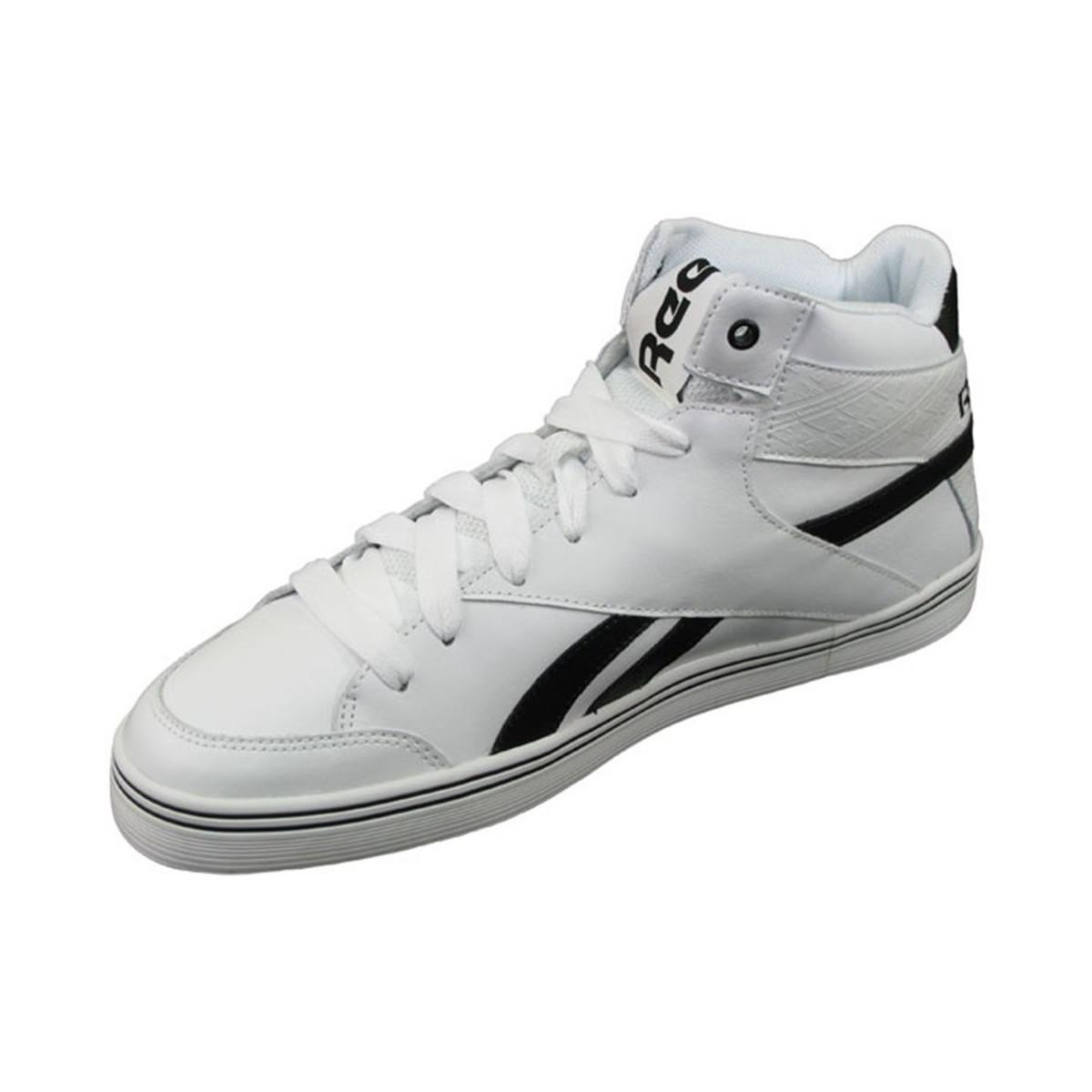 Reebok Streetsboro Mid Men's Shoes (high-top Trainers) In Black for Men