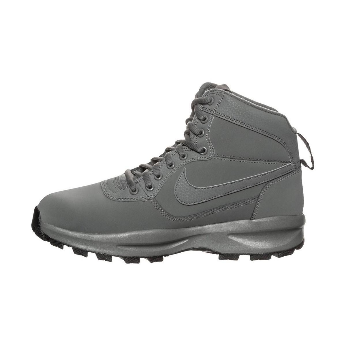 b930c7f4cd9 Nike Manoadome Men s Shoes (high-top Trainers) In Grey in Gray for ...