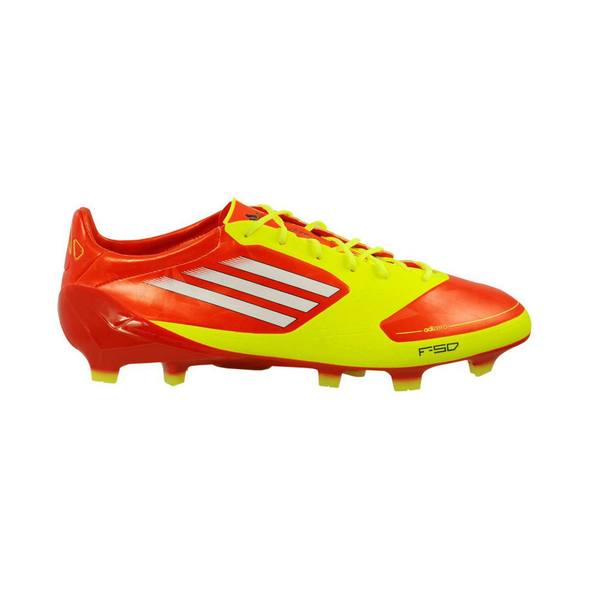 d2ef3f4ec4d adidas F50 Adizero Trx Fg Men s Football Boots In Red in Red for Men ...
