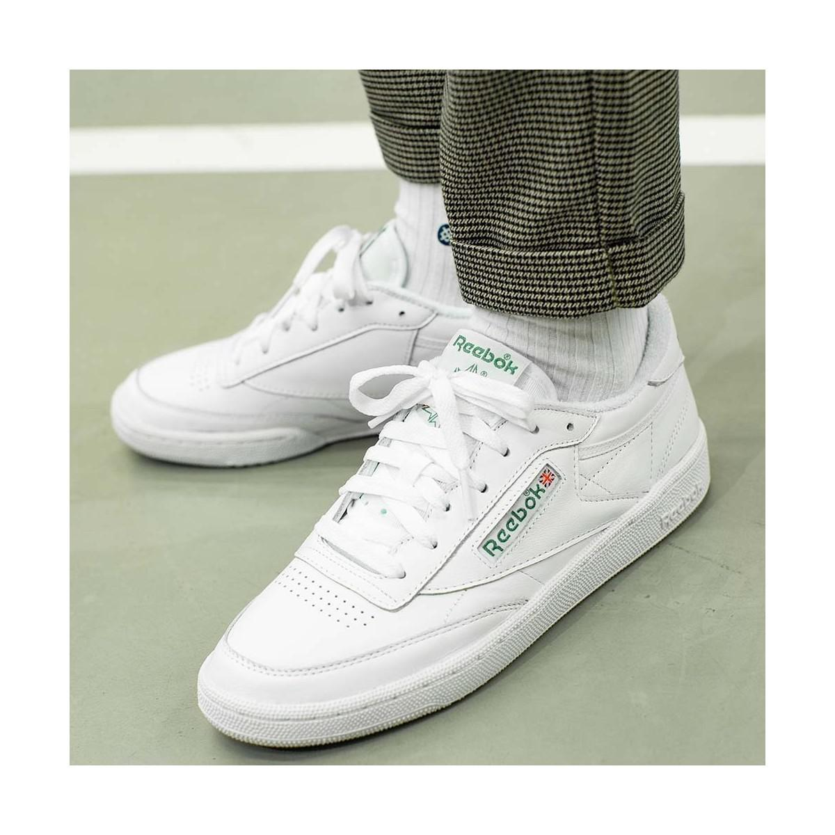 Reebok Club C 85 Archive Women's Shoes (trainers) In White